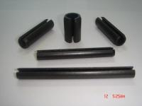 Elastic cylinder pin